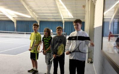Stadtmeisterschaften im Tennis