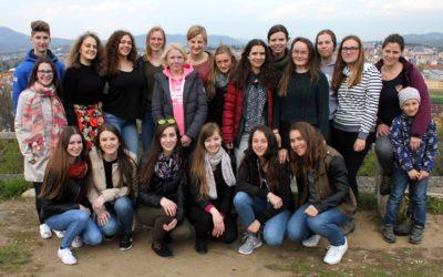 Schüleraustausch mit Prešov
