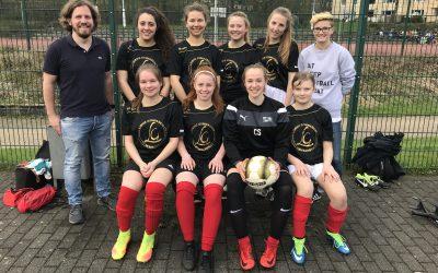 Stadtmeister der WK I Mädchen im Fußball